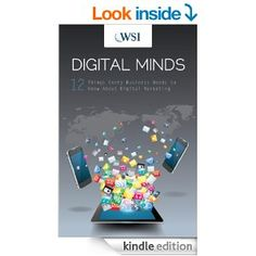 Free - Grátis - Kindle version - Amazon.com: Digital Minds: 12 Things Every Business Needs to Know About Digital Marketing eBook
