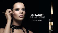 Curator Lash Instrument   Bristle Free Mascara Brush   Hourglass Cosmetics