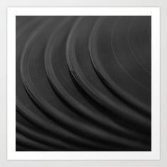 Vinyl I Art Print by Pepe Rodriguez - $16.00 Photographs, My Arts, Celestial, Art Prints, Art Impressions, Photos