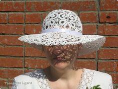 Шляпа для солнечных дней фото 2