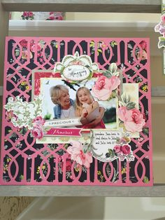Anna Griffin Project CHA Winter 2015 - Scrapbook.com