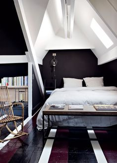 Chambre: zoom sur le bout de lit - Marie Claire Maison