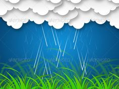 Raining Sky Background Shows Storms And Rain ...  climate, cloud, clouds, cloudscape, cloudy, dark, field, grass, horizon, landscape, nature, outdoors, rain, sky, storm, storms, stormy, thunder, thunderstorm, weather  ... Visit: https://vectors.work ... Templates, Textures, Stock Photography, Creative Design, Infographics, Vectors, Print, Webdesign, Web Elements, Graphics, Wordpress Themes, eCommerce ... https://vectors.work