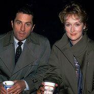 "Meryl Streep Robert De Niro on the set of ""Falling in Love"" Al Pacino, Meryl Streep, Best Actress, Best Actor, Divas, Hunter Movie, Image Film, Actors Male, Richard Gere"