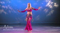 Belly Dance How to: Triplet Steps with Hip Accents Move - Belly Dancing ...