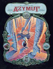 Azymut - 3 - Antropotamy Nihilu
