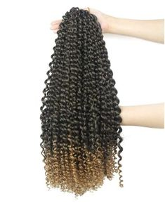 7 Packs Passion Twist Hair Water Wave 18 Inch T 27 Sprin Extension Women Spring Twist Hair, Spring Twists, Frontal Hairstyles, Twist Hairstyles, Water Waves, Extensions, Braids, Hair Styles, Passion