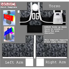 9 Best Roblox Hacks images in 2017 | Shirt template, Roblox