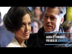 O estranho acordo de Brad e Angelina
