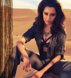 Shraddha Kapoor for a photoshoot for Vogue India. #Style #Bollywood #Fashion…