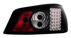 pilotos traseros LED Peugeot 306 92-96 _ negro
