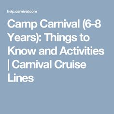 online check in advance registration carnival cruise lines