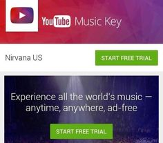 The Numbers Add Up For YouTube's New Music Key Service  More Youtube Music Key numbers: a 5% paying subscriber conversion would add up to 12M users.