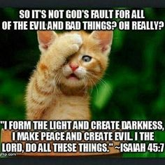 we can throw out the book of Isaiah? http://shawntheatheist.blogspot.com   #atheism #atheist #science #faith #SacreligeSunday