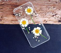 Pressed flower iPhone 6 CasePersonalized iPhone 6 by UUniquecase