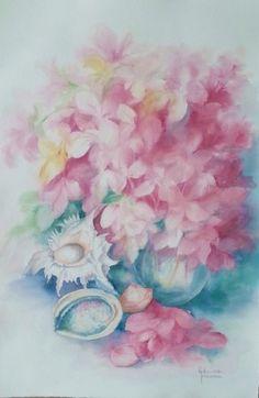 """Cuneo – """"Sogni di mezz'estate"""" è il titolo della mostra d'arte di Ada Perona, ospitata nella Sala Mostre del palazzo della Provincia a Cuneo in corso..."""