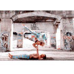Yoga à deux pilates