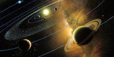 ¿Por qué viajan tan rápido los planetas y sistemas solares?