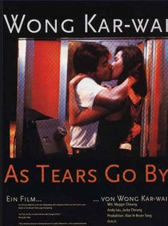 As Tears Go By 1988/Hong Kong/Kar Wai Wong