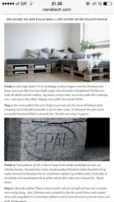 Palle sofa