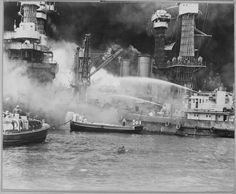Pearl Harbor on December 7, 1941.