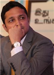 Easwaran takes over as Business Head, Zee Tamizh