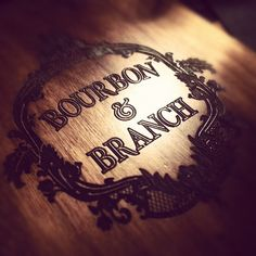 Bourbon & Branch in San Francisco, CA