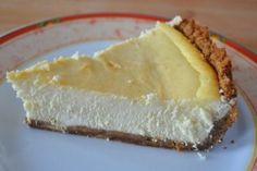 Foto de la receta de tarta de queso fría