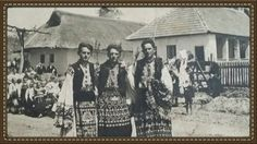 Matyó legények 1940 Austro Hungarian, Wardrobes, Mount Rushmore, Third, Folk, Military, Traditional, Costumes, History