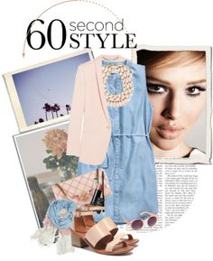 """""""My 60 Second Style"""" by bamaannie on Polyvore"""