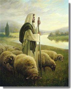 The Good Shepherd by Greg Olson