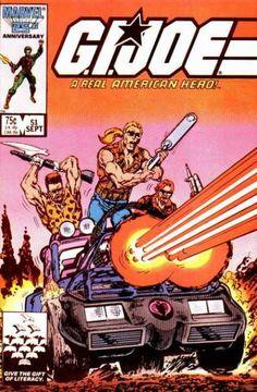 G.I. Joe (1982) 51