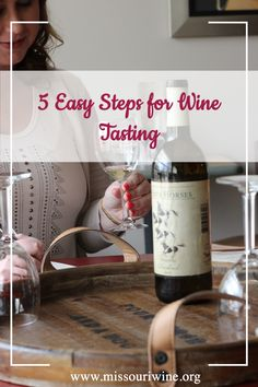 Learn our simple steps for tasting wine like a pro | MO Wine White Wine, Red Wine, Wine Making Process, Leftover Wine, Types Of Wine, Tropical Fruits, Mouthwash, Wine Tasting, Wines