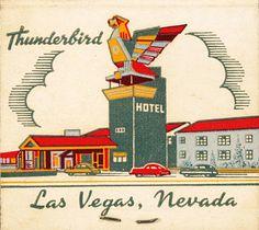 Thunderbird Hotel, Las Vegas by jericl cat, via Flickr
