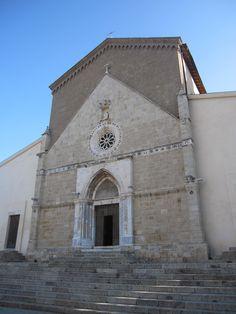 Orbetello cathedral, #maremma, #tuscany, #italy