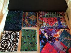 Rayon/Spandex Fabric