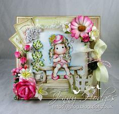 GDT at Bunny Zoe - Design by jenny