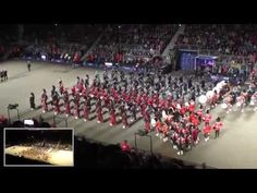 Edinburgh Military Tattoo 2015 - Finale - Massed Pipes and Drums - YouTube