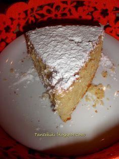 """Γιορτινό κέικ με γλυκό κρασί """"Σάμος""""... η δική μου """"Φωτίτσα""""   Tante Kiki Cheesecake, Cakes, Desserts, Food, Tailgate Desserts, Deserts, Cake Makers, Cheesecakes, Kuchen"""