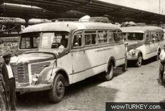 İstanbul Sirkeci Şehirlerarası Otobüs Yazıhane ve Durakları