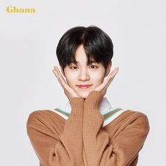 Wanna One gifs for Lotte Ghana Chocolate event - Album on Imgur