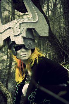 Midna - Zelda / Twilight Princess by ~GeniMonster on deviantART