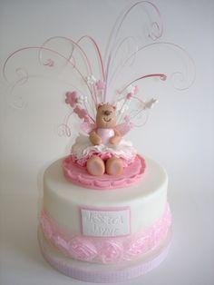 Adorable Christening cake