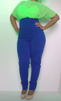 DO you dig it?? JIBRI plus size high waist pencil pants available now for $130. Would you rock these?? #plussize #style #fashion #JIBRI