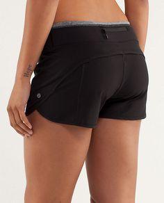 turbo run short | women's shorts, skirts & dresses | lululemon athletica