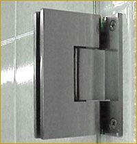 SHOWER DOOR HINGES AND CLAMPS | Martin Shower Door