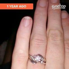 My beautiful engagment ring!!!