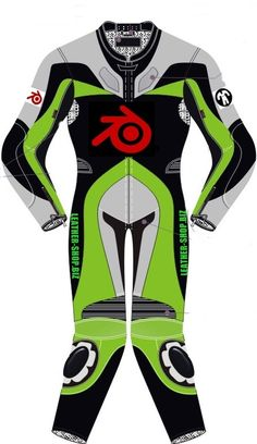 Leather motorcycle suit custom made style 0036LS $464.99 image WWW.LEATHER-SHOP.BIZ