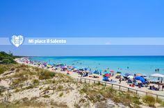 La spiaggia di #PuntaProsciutto