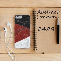 "3 Color Marble Design✔ Apple and Samsung Galaxy Model ✔£4.99 ✔WorldWide Shipping use discount code ""pinterest123"" to get 10% off at checkout"